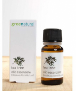 OLIO ESSENZIALE TEA TREE 10ML - GREEN NATURAL