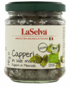 CAPPERI SOTTO SALE 140G - LA SELVA